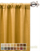 Marbella Curtain Panel available in 16 colors