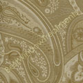 Vanderbilt Paisley Jacquard Honey Swatch