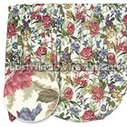 Fresh Country Rose Tie Up Valance