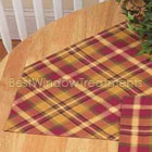 Wesley Plaid Table Runner