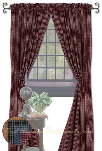 Check kitchen curtain | Shop check kitchen curtain sales & prices