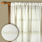 Lucerne Curtain Panels in Ivory, Linen, Butterscotch, Custard and Olive