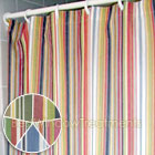 Cottage Stripe Shower Curtain available in 4 colors_1