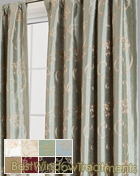 Blaise Curtain Panel available in 8 colors