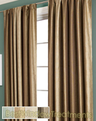 Bourn Stripe Curtain Panel available in 3 colors