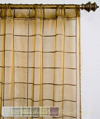 Cotton sheer panels in Curtains  Drapes - Compare Prices, Read