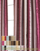 Muse Curtain Panel available in 12 colors