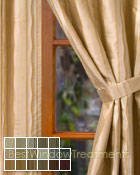 Rockafeller Stripe Curtain Panel in 17 color choices