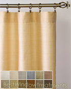 Summit Curtain Panel available in 12 colors