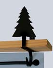 Pine Tree Curtain Shelf Bracket