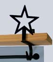 Star Curtain Shelf Bracket