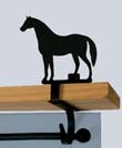 Horse Curtain Shelf Bracket