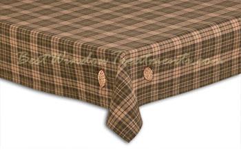 Pine Cone Tablecloth