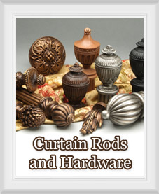 Curtain Rods and Hardware