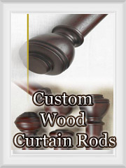 Custom Wood Rods