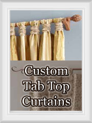 Custom Tab Top & Gathered
