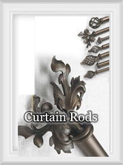 Curtain Rods and Window Accessories