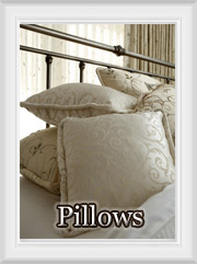 Pillows, Shams & Accessories