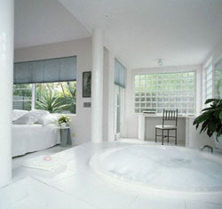 Bathroom Window Treatments window treatments