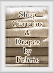 Shop Curtains & Drapes by Fabric