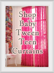 Shop Kids, Tween, Teen Curtains