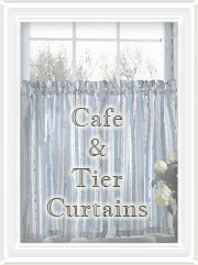 Cafe and Tier Curtains