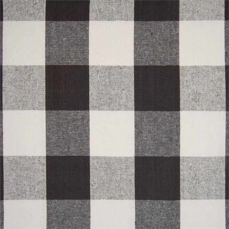 Primitive Buffalo Check Plaid Fabric By The Yard