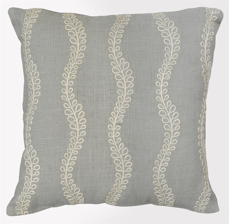 Ashley JUTE Throw Pillow BestWindowTreatments.com