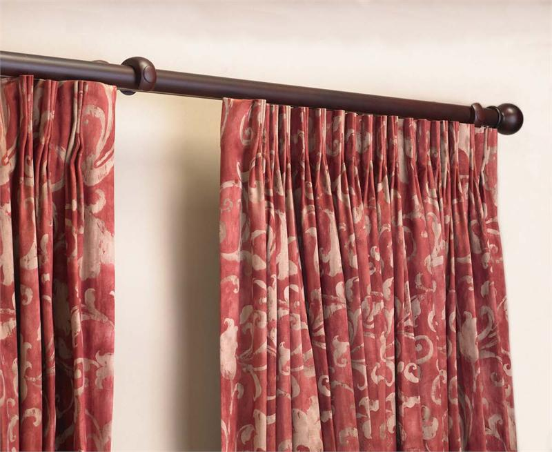 it simple and sweet with traverse rod curtains drapery room ideas