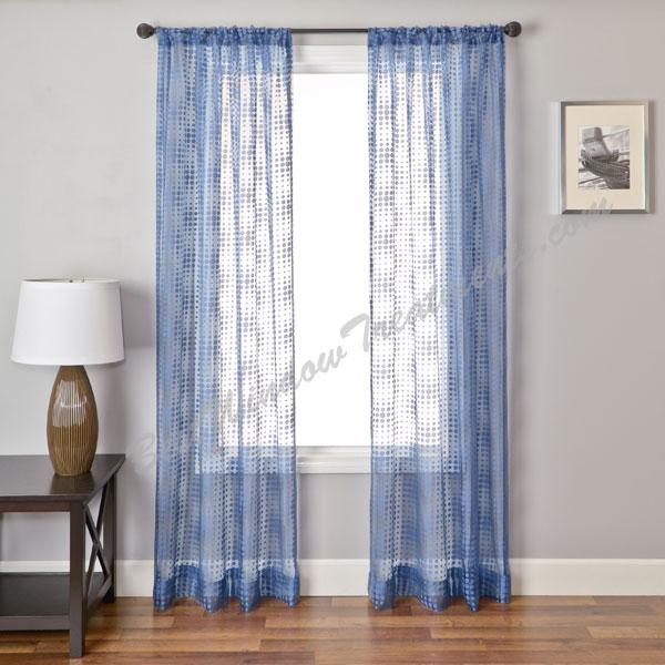 Sheer Blue Curtains - Best Curtains 2017