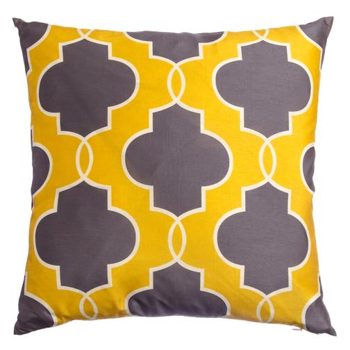 Goldenrod Throw Pillow : Lancelot Throw Pillow Best Window Treatments