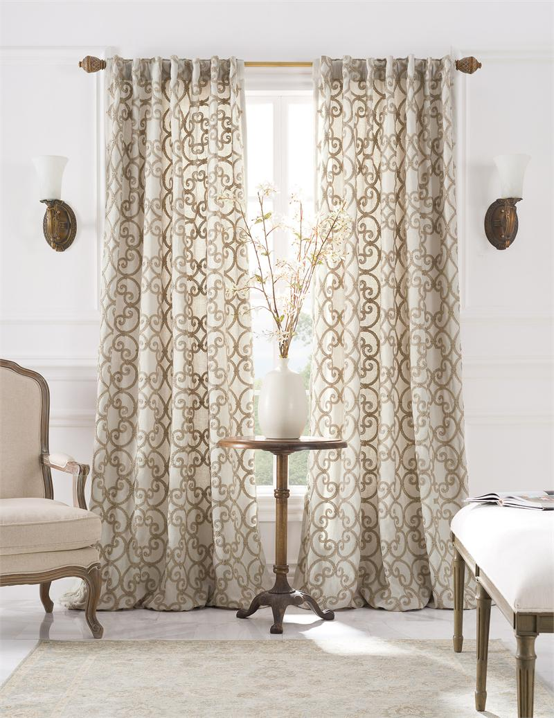 Monica pedersen make it beautiful gold coast astor for Old world curtains and drapes