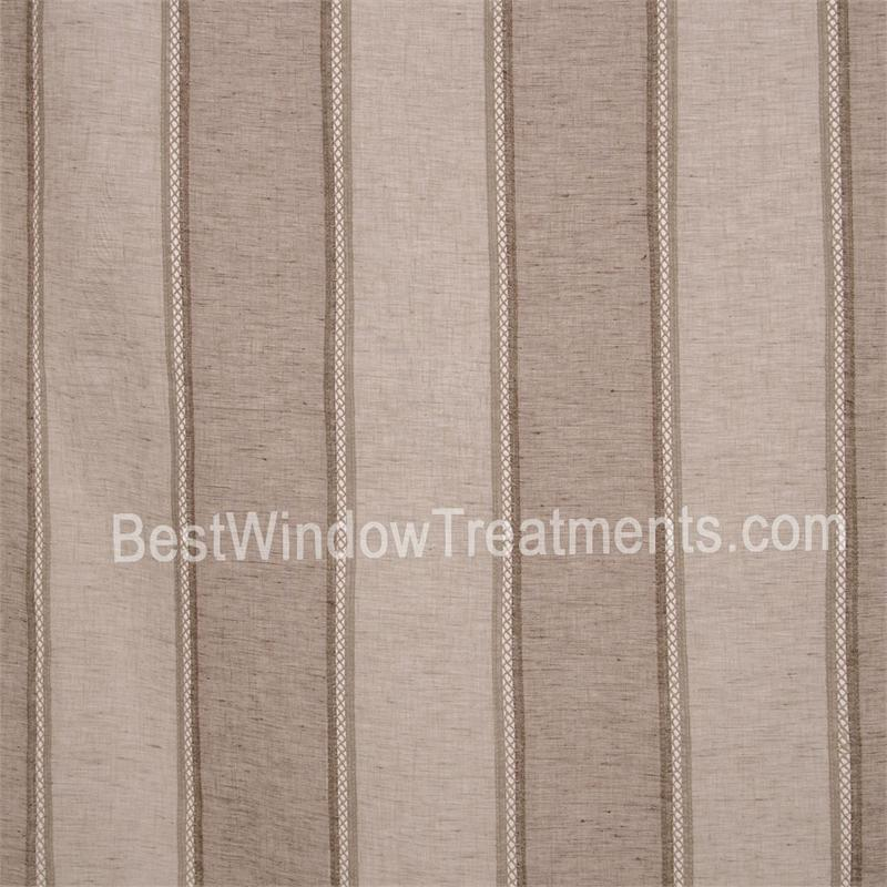 St Tropez Stripe Curtains Bestwindowtreatments Com