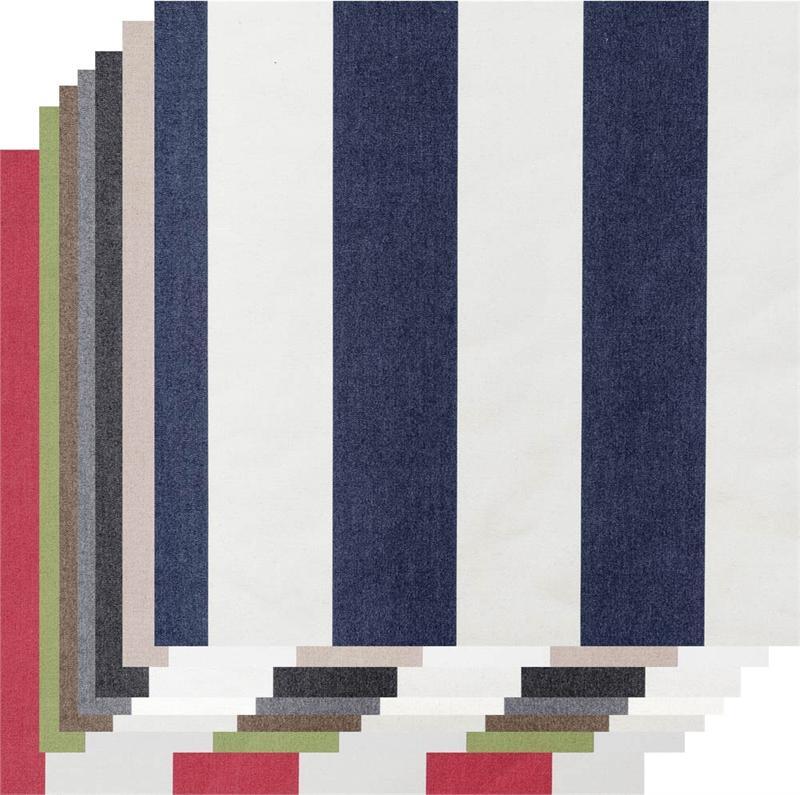 Sunbrella Stripe Outdoor Fabric - Call for Availability