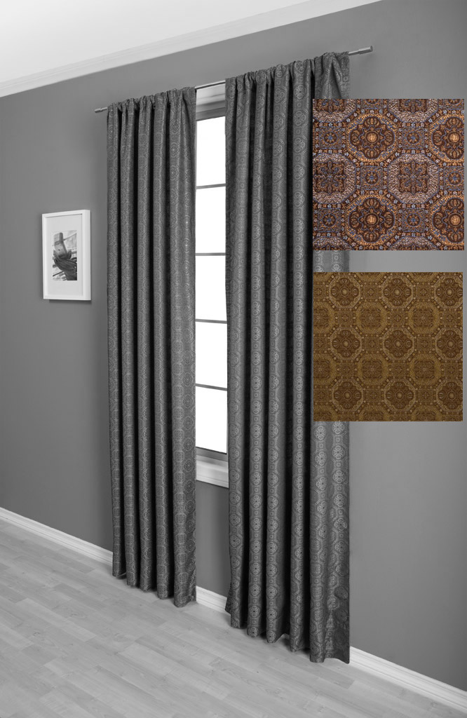 Westport Curtain Drapery Panels
