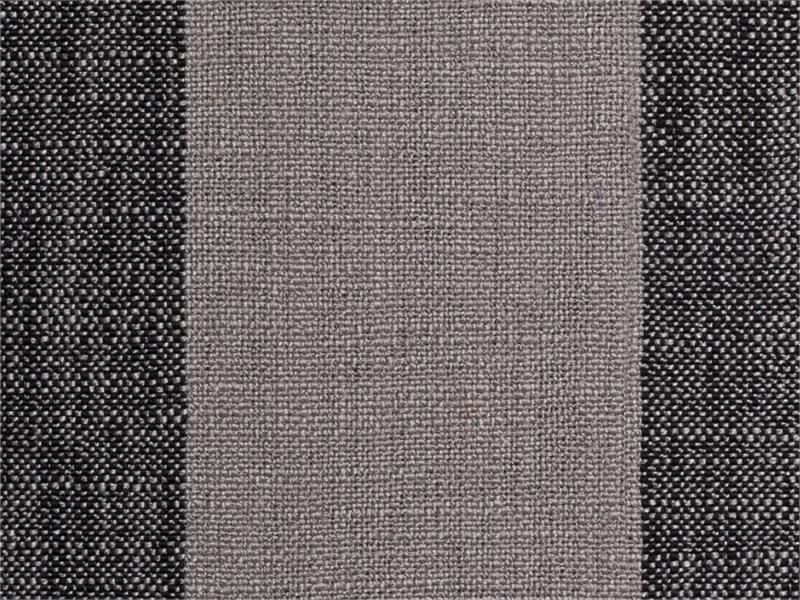 belgian linen silver black swatch