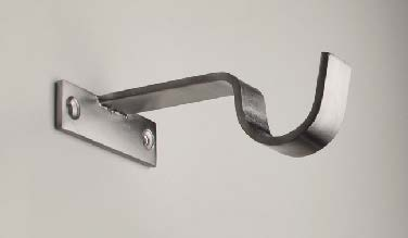 Low Profile Curtain Rod Military Curtain Rods