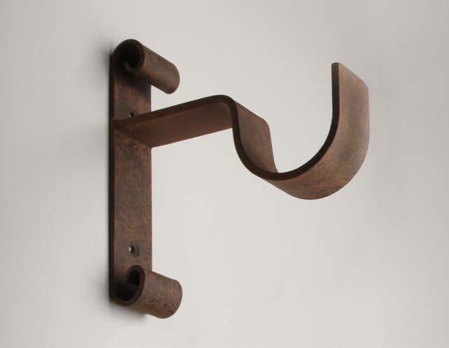 French Style 3 4 Quot Diameter Le Fer Metal Curtain Rod