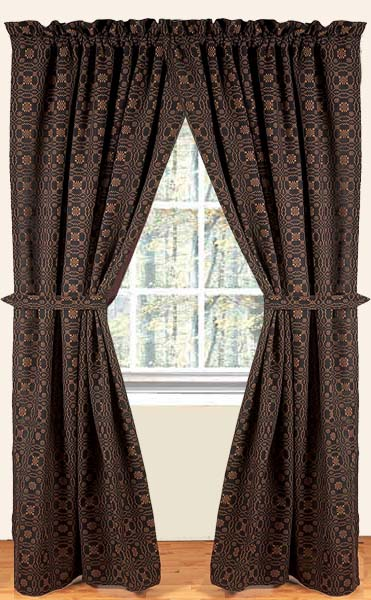 Lover S Knot Tier Curtains