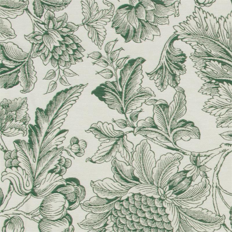 Mammys Garden Toile Designs Fabric By The Yard