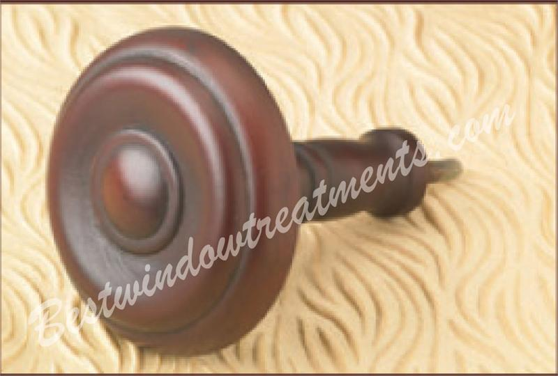 Wooden Curtain Tie Backs - Curtains Design Gallery