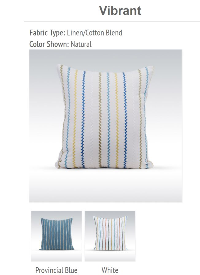 Vibrant Embroidered Cotton & Linen Fabric Bestwindowtreatments.com