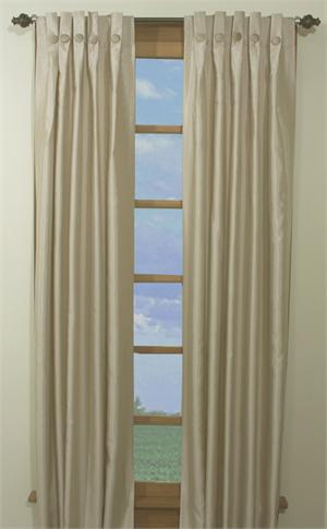 Artisan Box Pleated Curtain Panels
