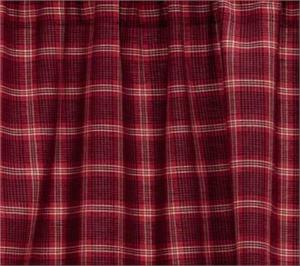 Braddock Plaid Curtains