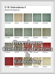 Greenhouse Group Coordinating Designs