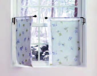 Extendable swing arm curtain rod - Crane Swing Arm Curtain Rod Ball Finial Pair