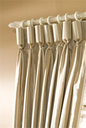 Curtains Ideas curtains double width : COM Goblet Pleat Style Custom Curtains - Double Width ...