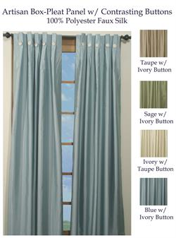 Curtains & Drapes in Extra Wide Sizes