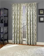 Castella Curtain Panel in 10 colors