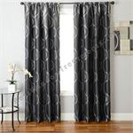 Devotion Curtain Panel available in 13 colors